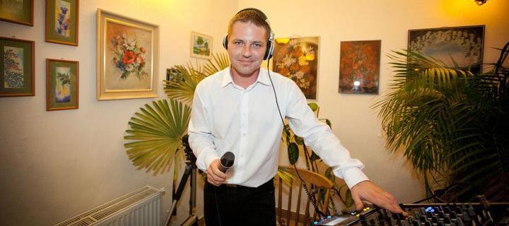 DJ Roman Pastorek