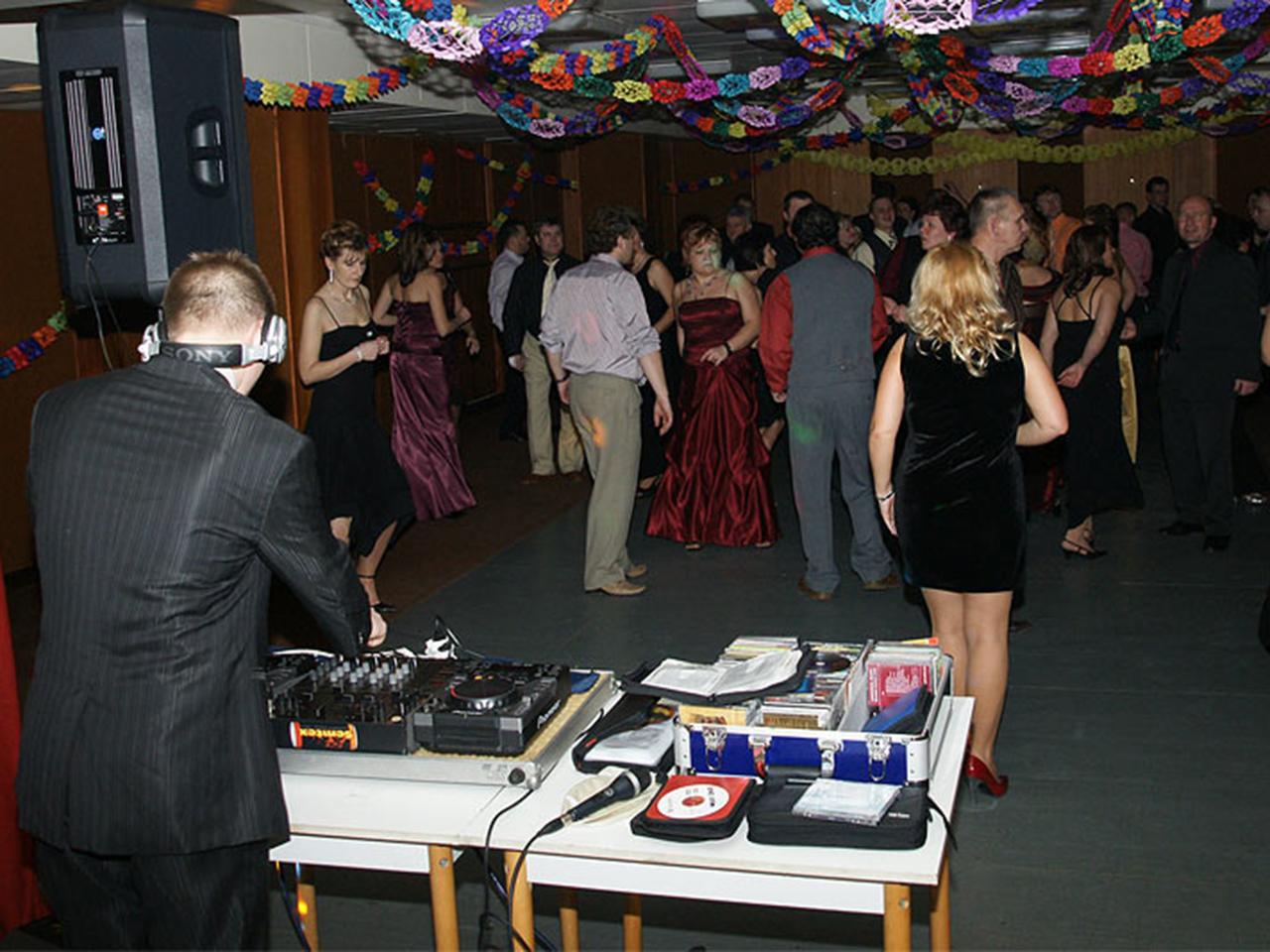 DJ na ples Roman Pastorek