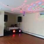 DJ na svatbu - ukázky aparatury