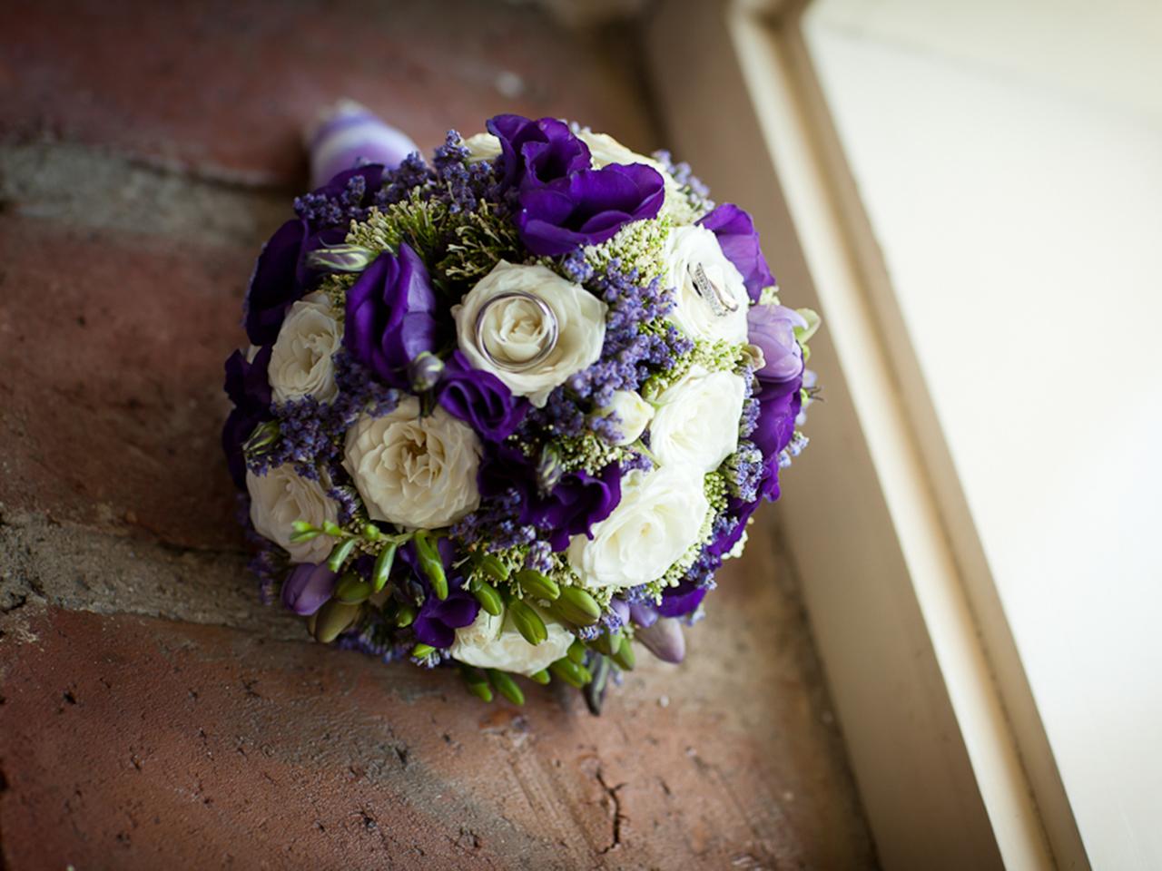 DJ na svatbu svatební kytice