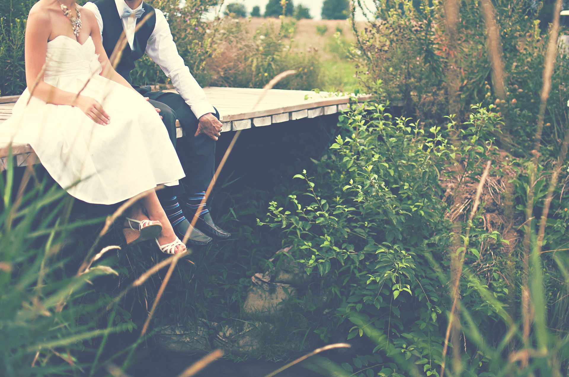 DJ na svatbu ženich a nevěsta