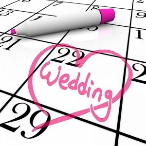 Termín svatby