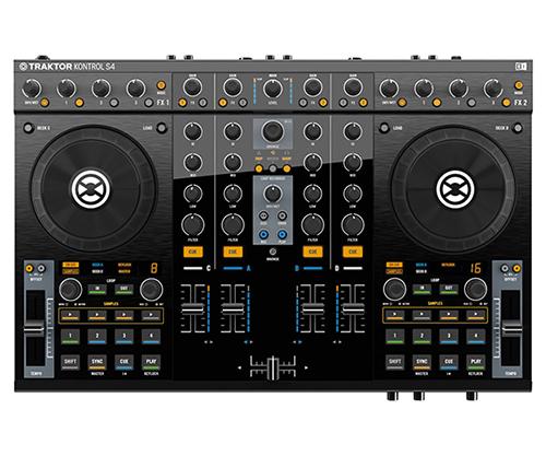 DJ konzole TRAKTOR S4